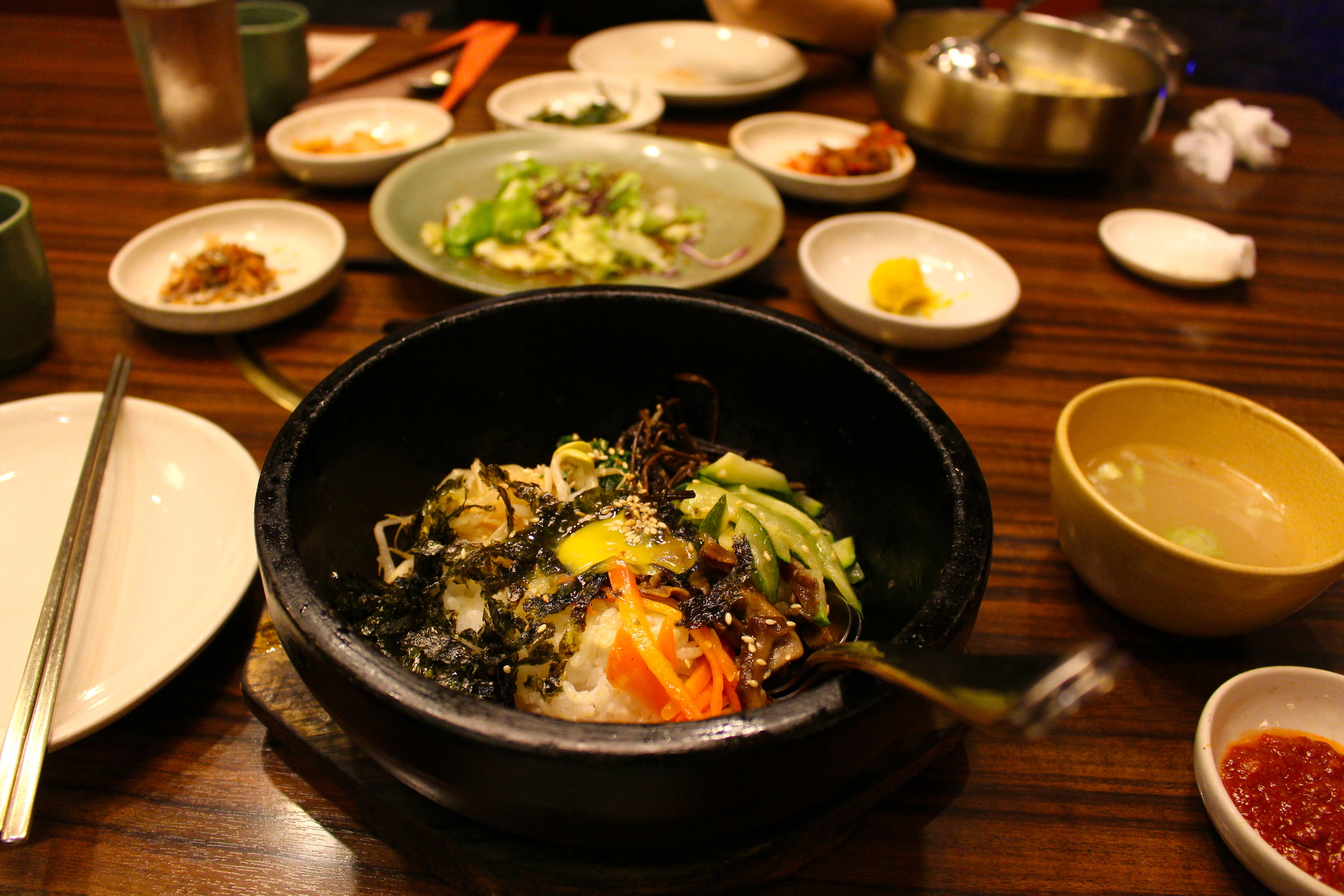 BiBimBap at Sariwon