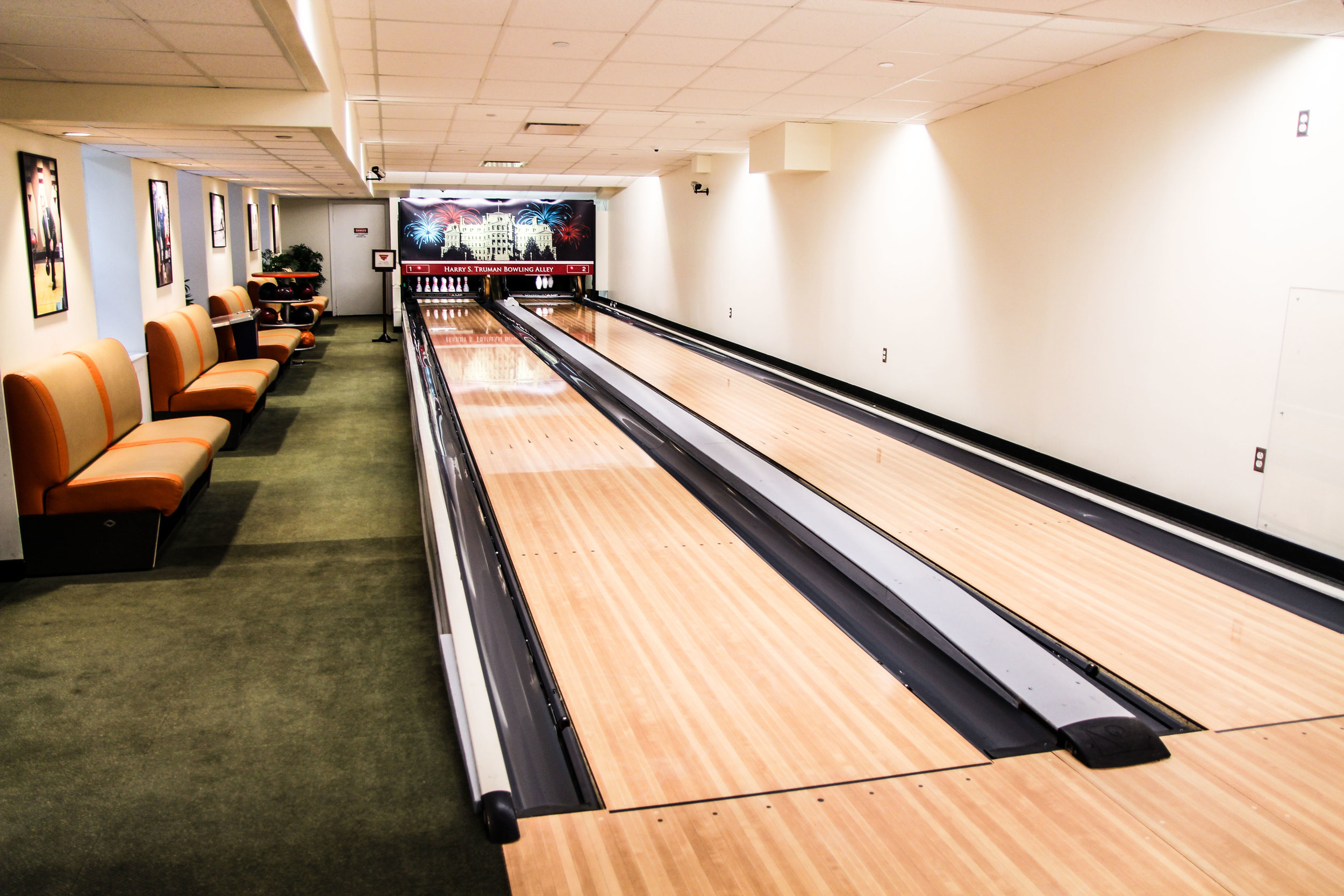 Time to bowl.