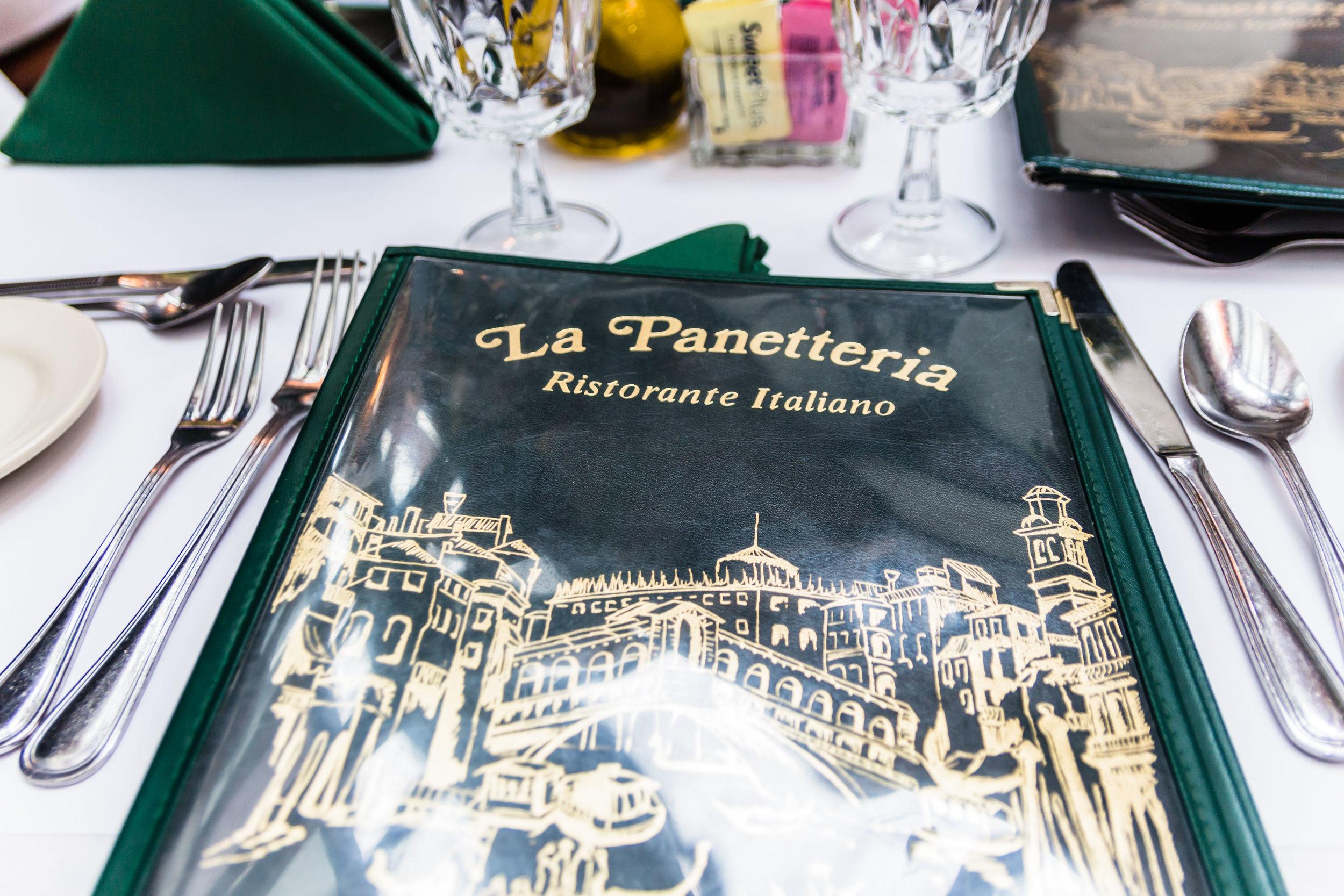 Classy Italian Restaurant
