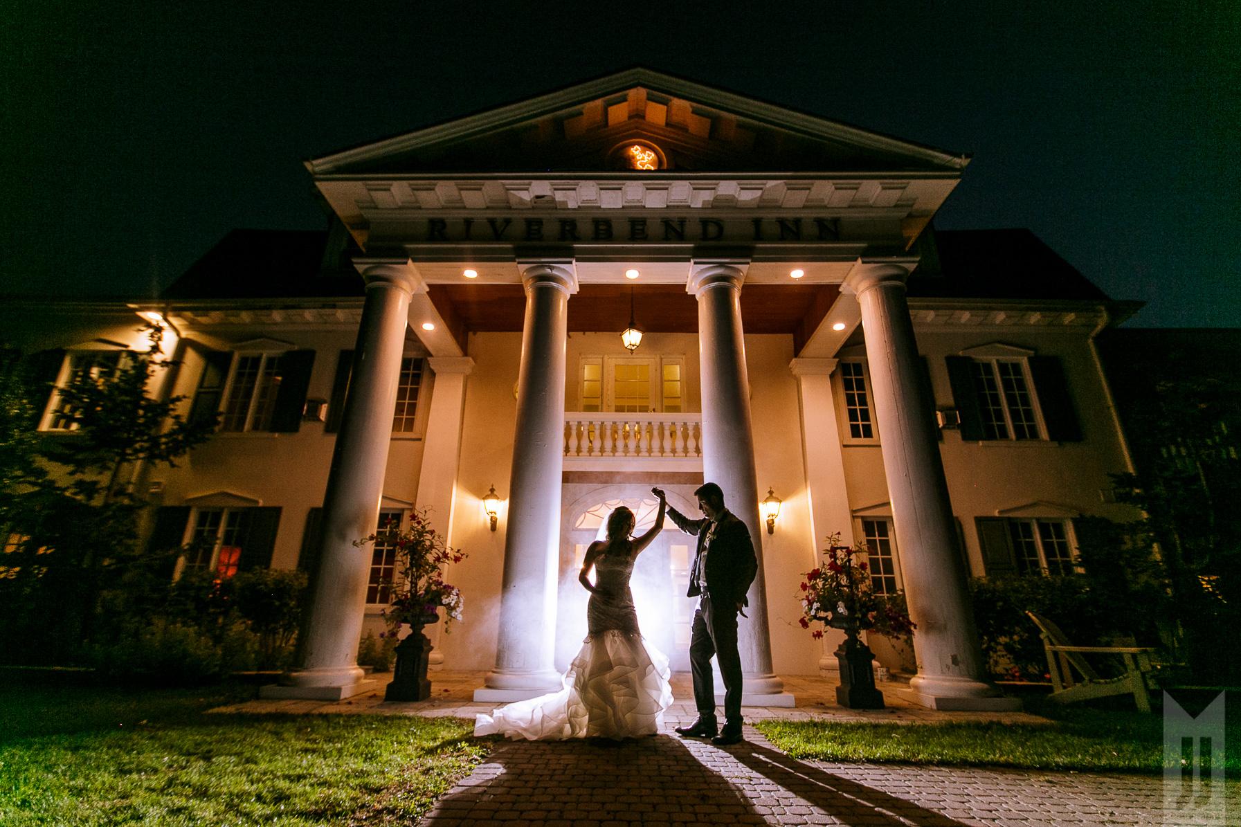 Brennan and Marianna. Married.