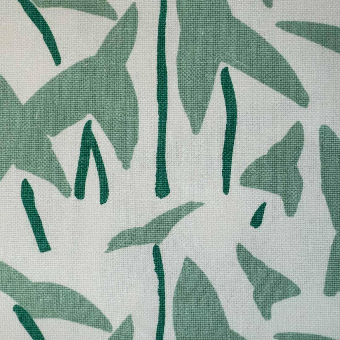 Arrowheads in Seafoam Green & Jade