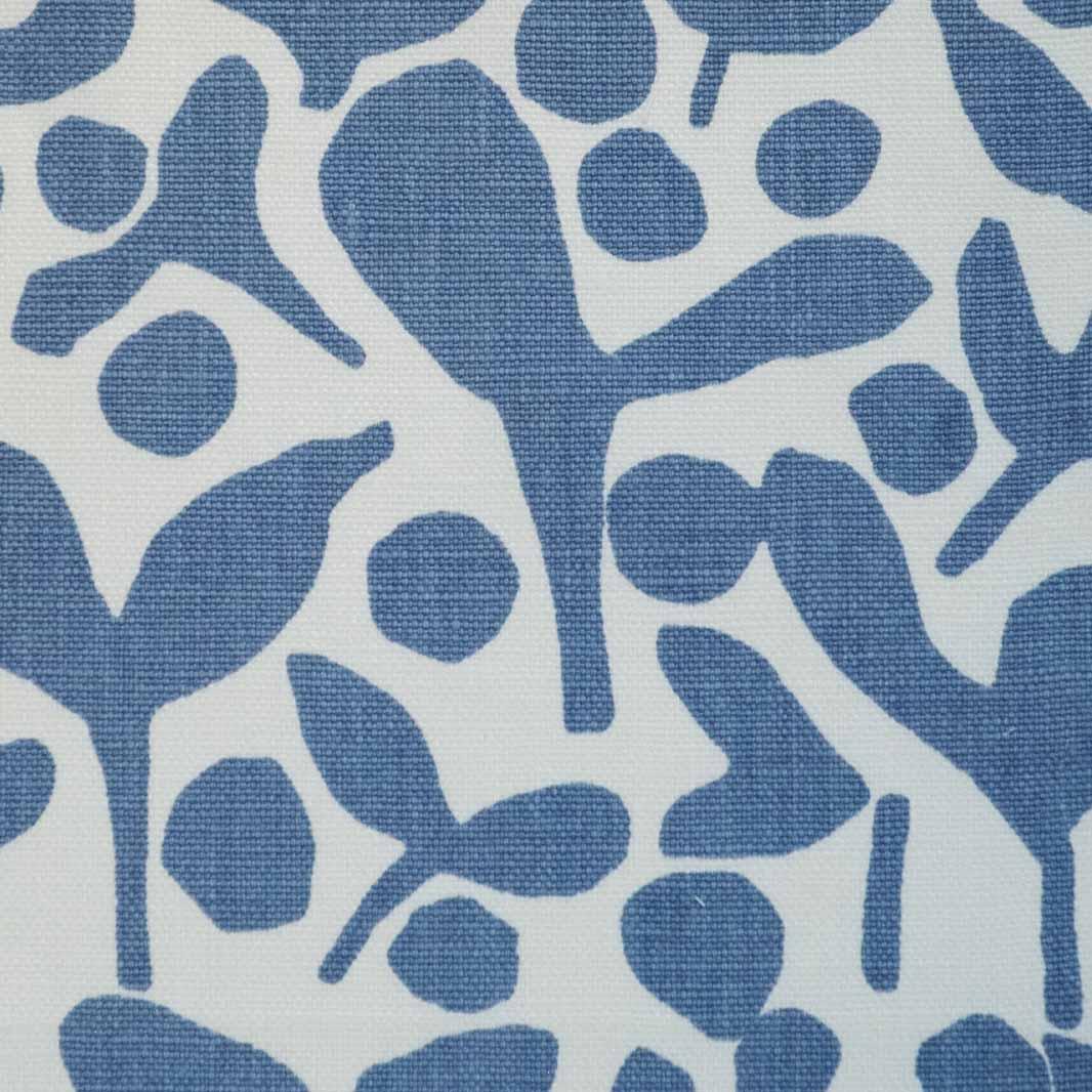 Pods in Cornflower Blue