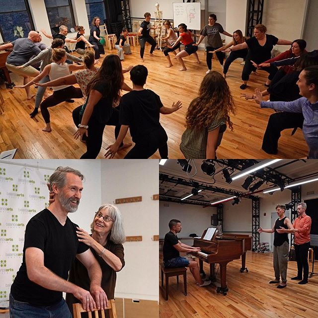 Thanks to @kenhowardimages for capturing the many facets of a day at ATsinging's summer intensive: morning group class, private lessons, and coachings. What a joy to share how the Alexander Technique can make singing-acting freer, easier, more expressive, beautiful, and powerful with so many talented singers and faculty. This is the beginning of something big!