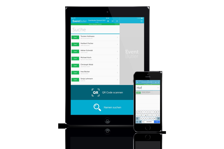 event software app
