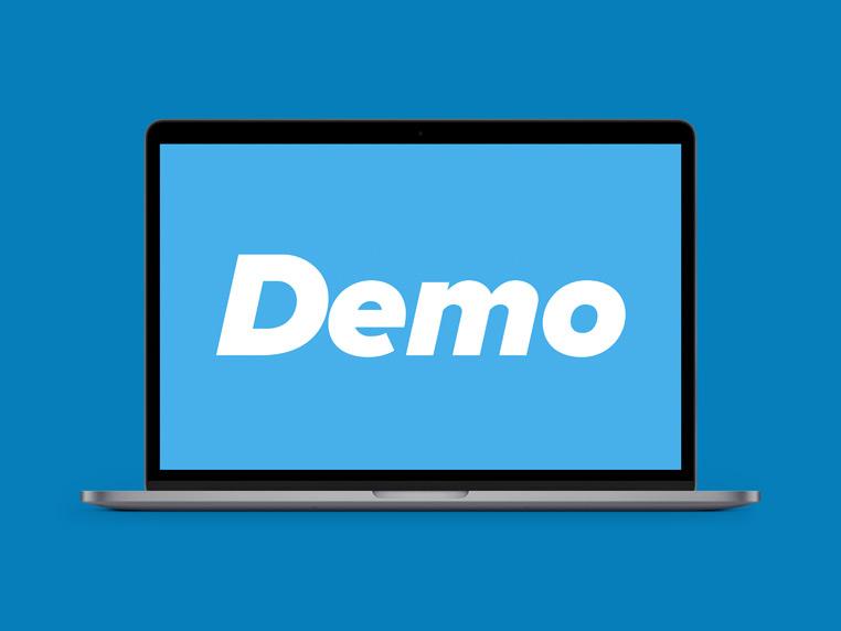 Kostenloses Demo unsere Teilnehmermanagement Software