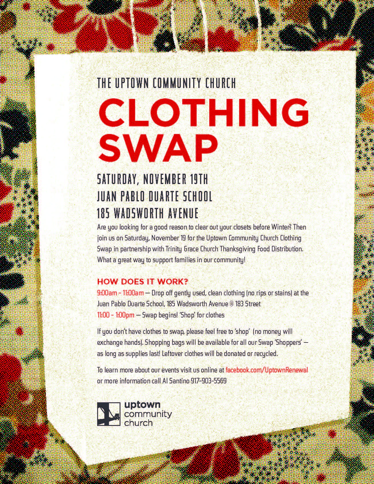 Upcoming Events — Uptown Community Church