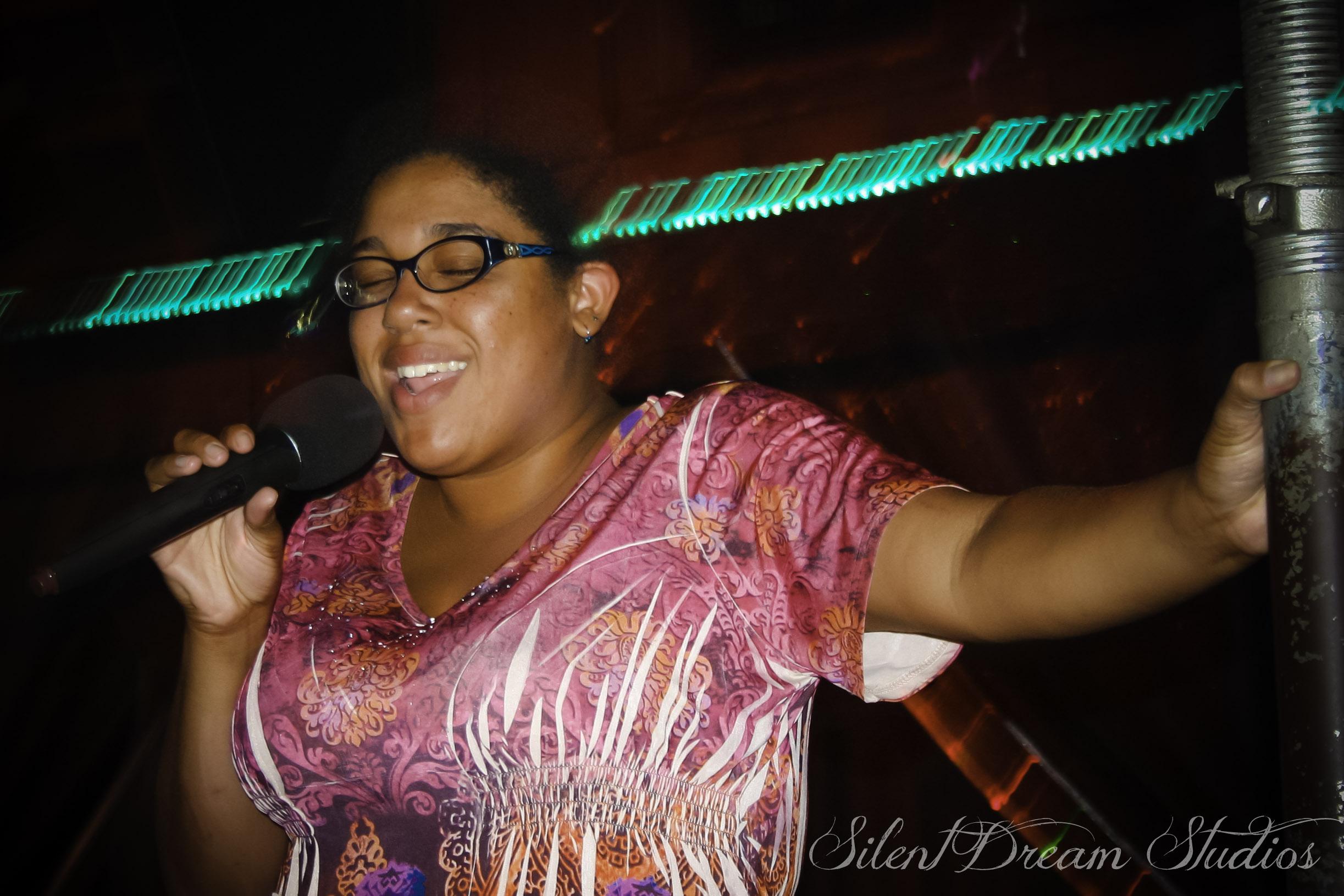 sing karaoke on Tuesday nights,