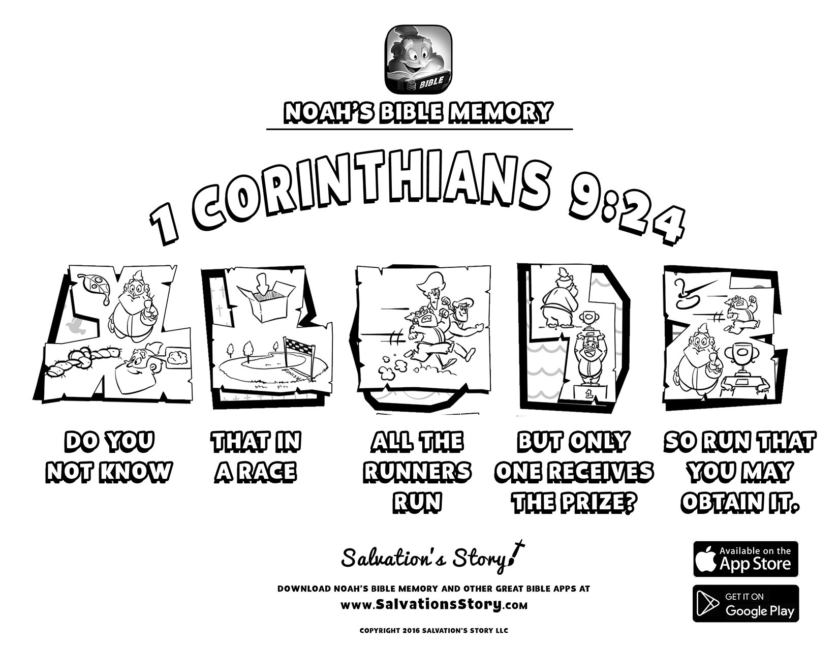 Salvations Story - Bible Memory  1 Corinthians 9-24.jpg