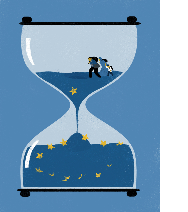 Europe is running out of time with refugees