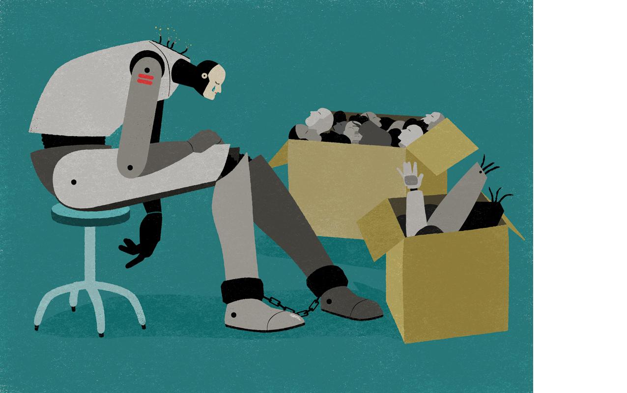 Robots need civil rights, too