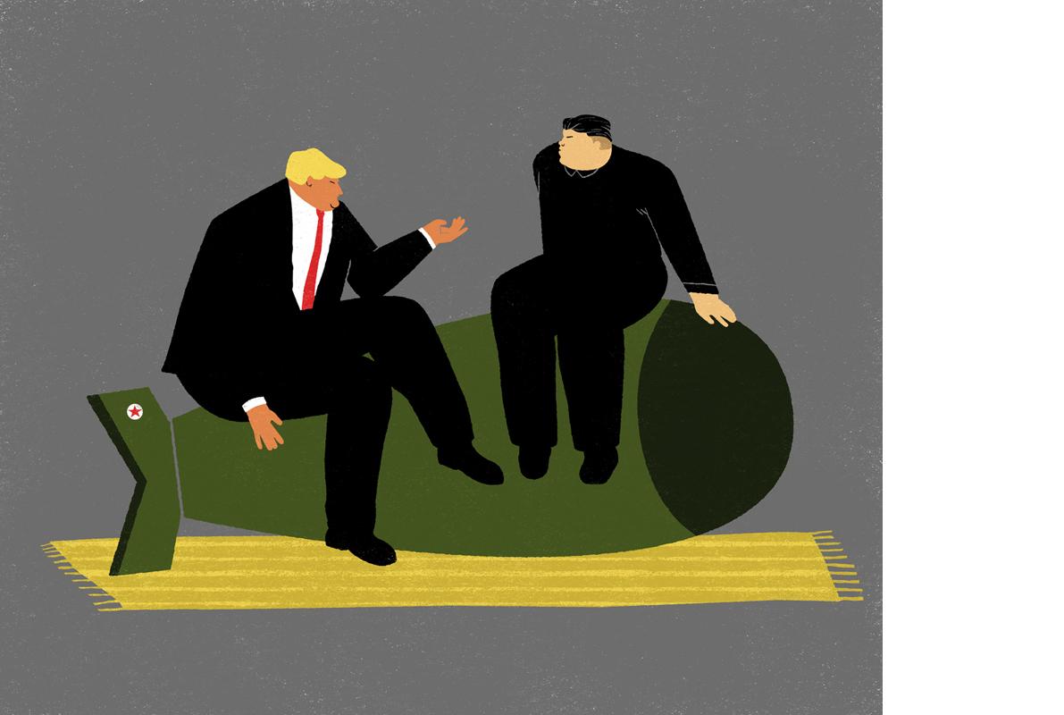 Trump's Pyongyang Moment
