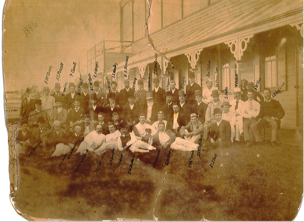 Geelong Law Picnic 1886