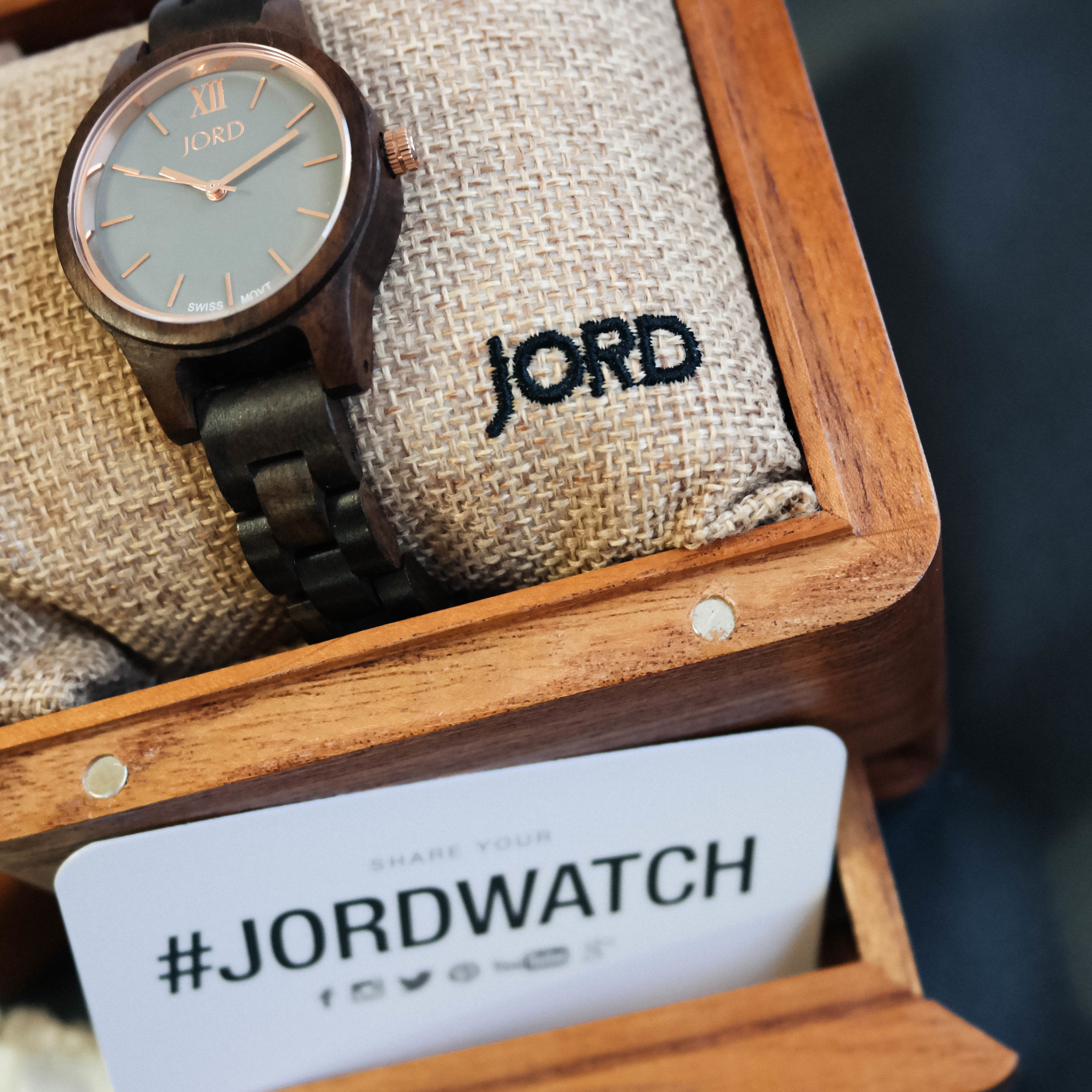 Sponsored by Jord Watches