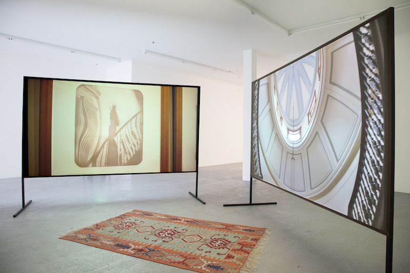 Acid/Gothic installation view at Galerie pompom Photo by Brett East