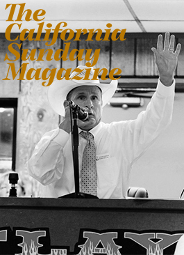 "PRINT FEATURE: ""The Auctioneer's Chant"""