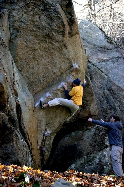 Appetite for Destruction, V8, Farley, MA.  Photograph by Brian Cowles.