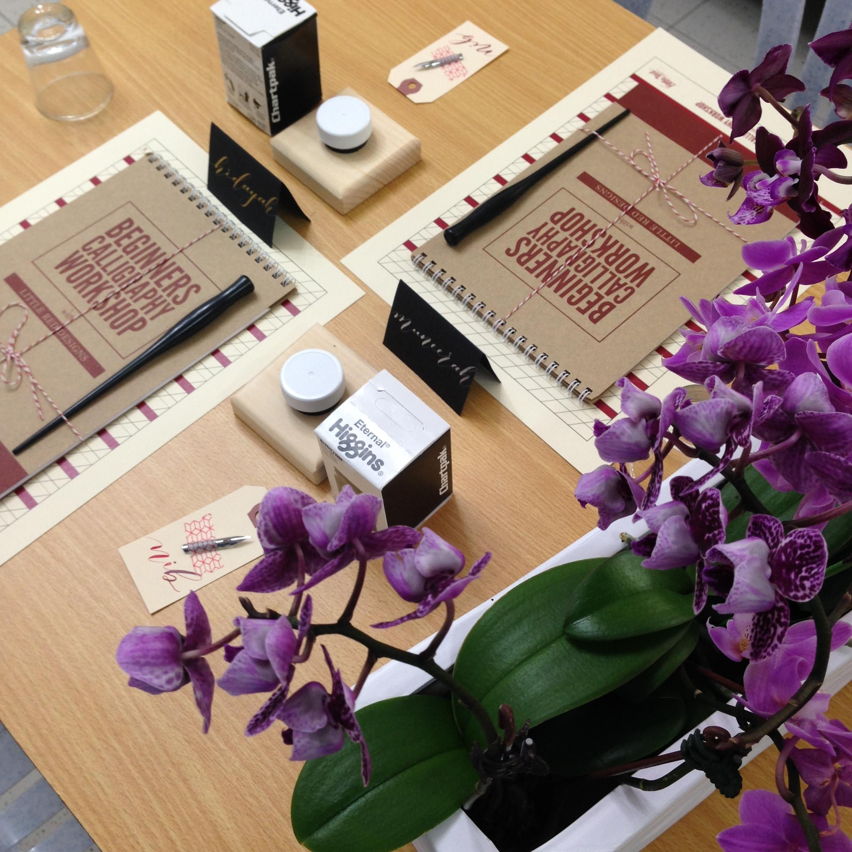Beginners Calligraphy Kit
