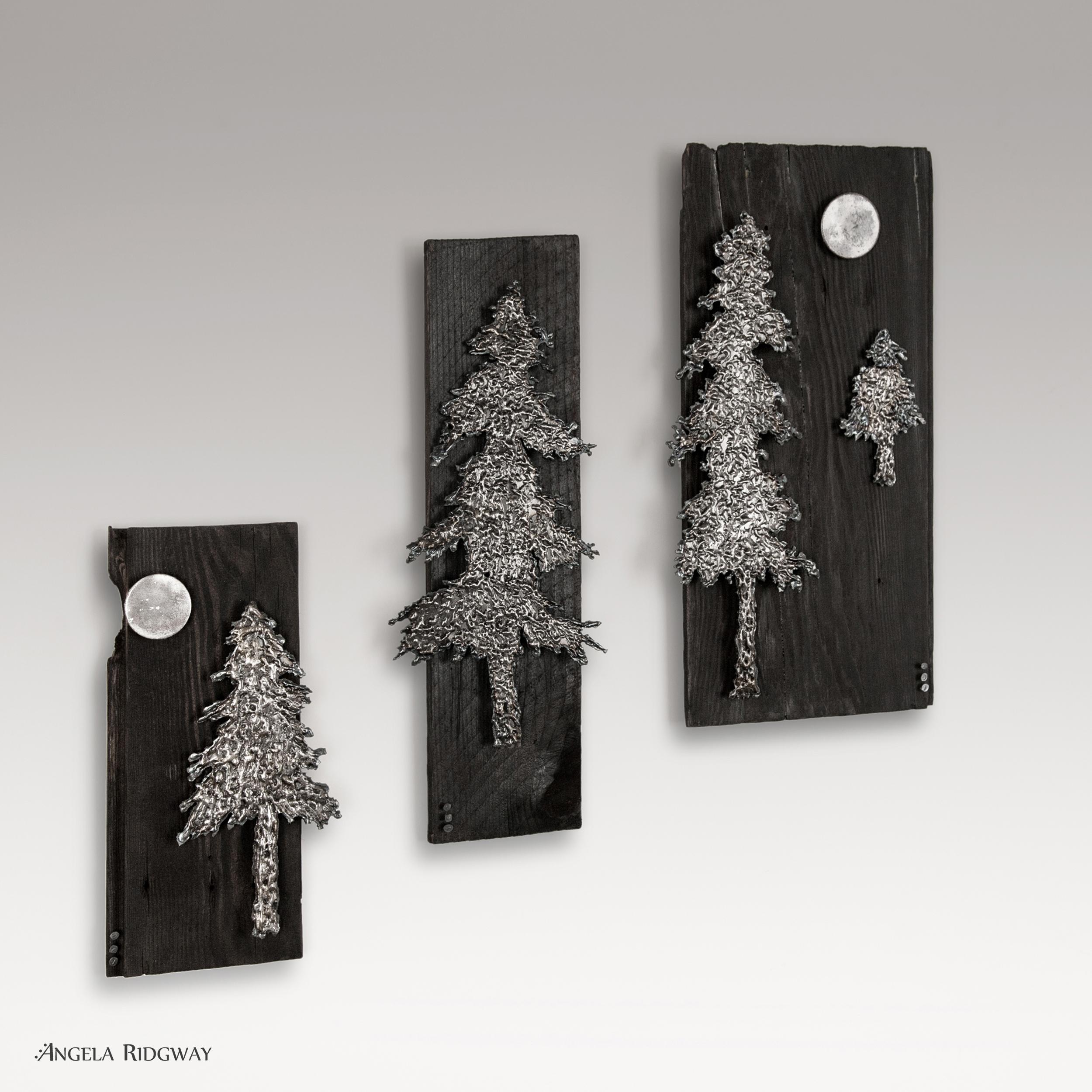 welded fir trees