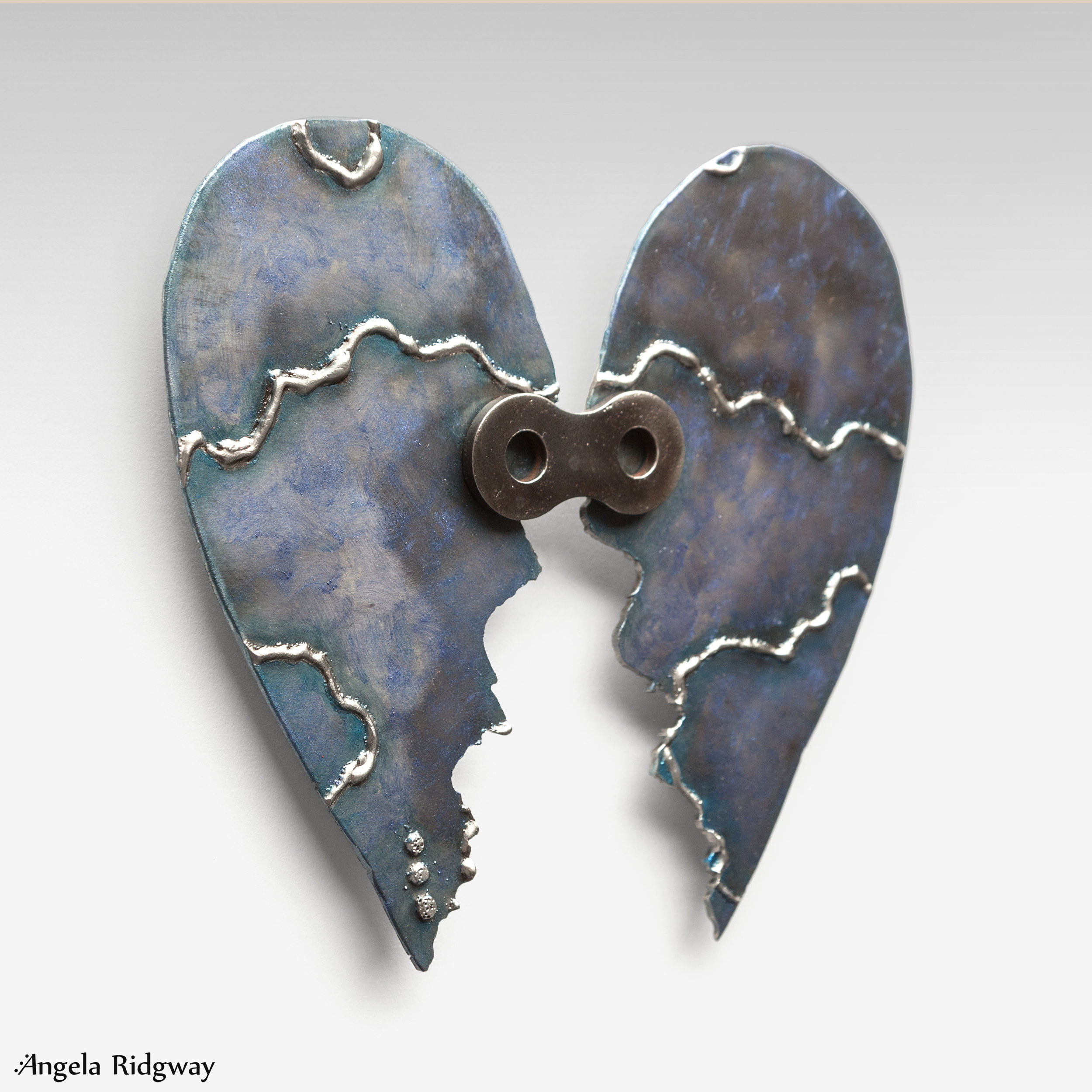 turn your broken heart into wings . . . (2)