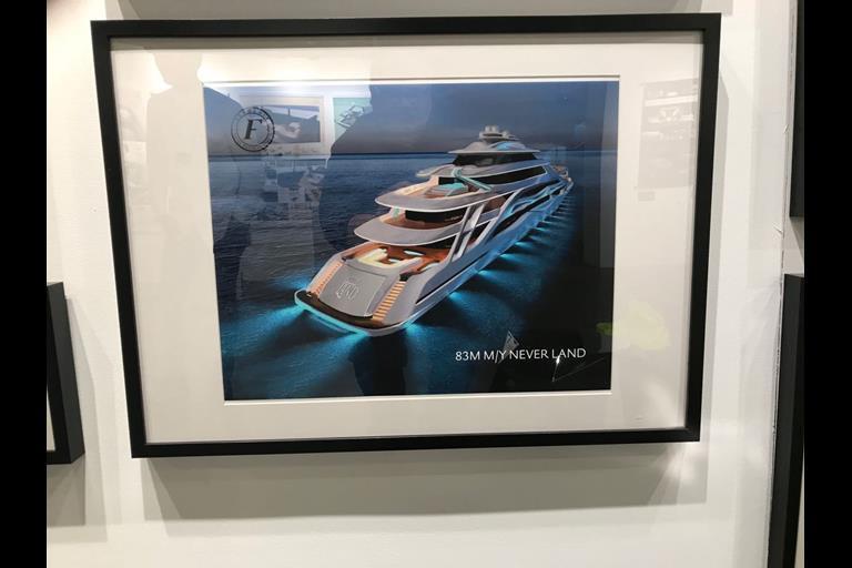 Maxwell Engelmann – Yacht for Kylie Jenner