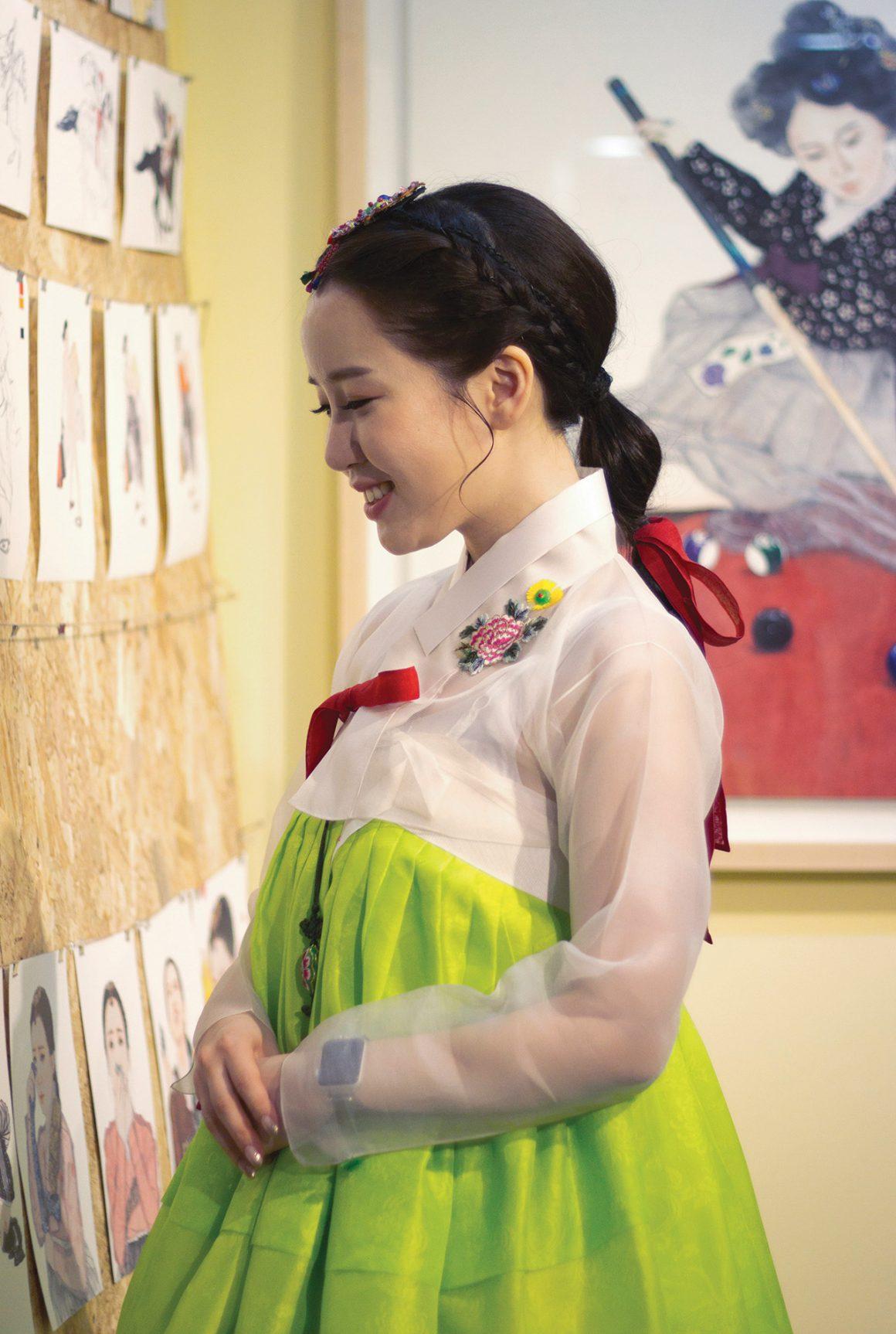 Kim Hyun Jung, artist