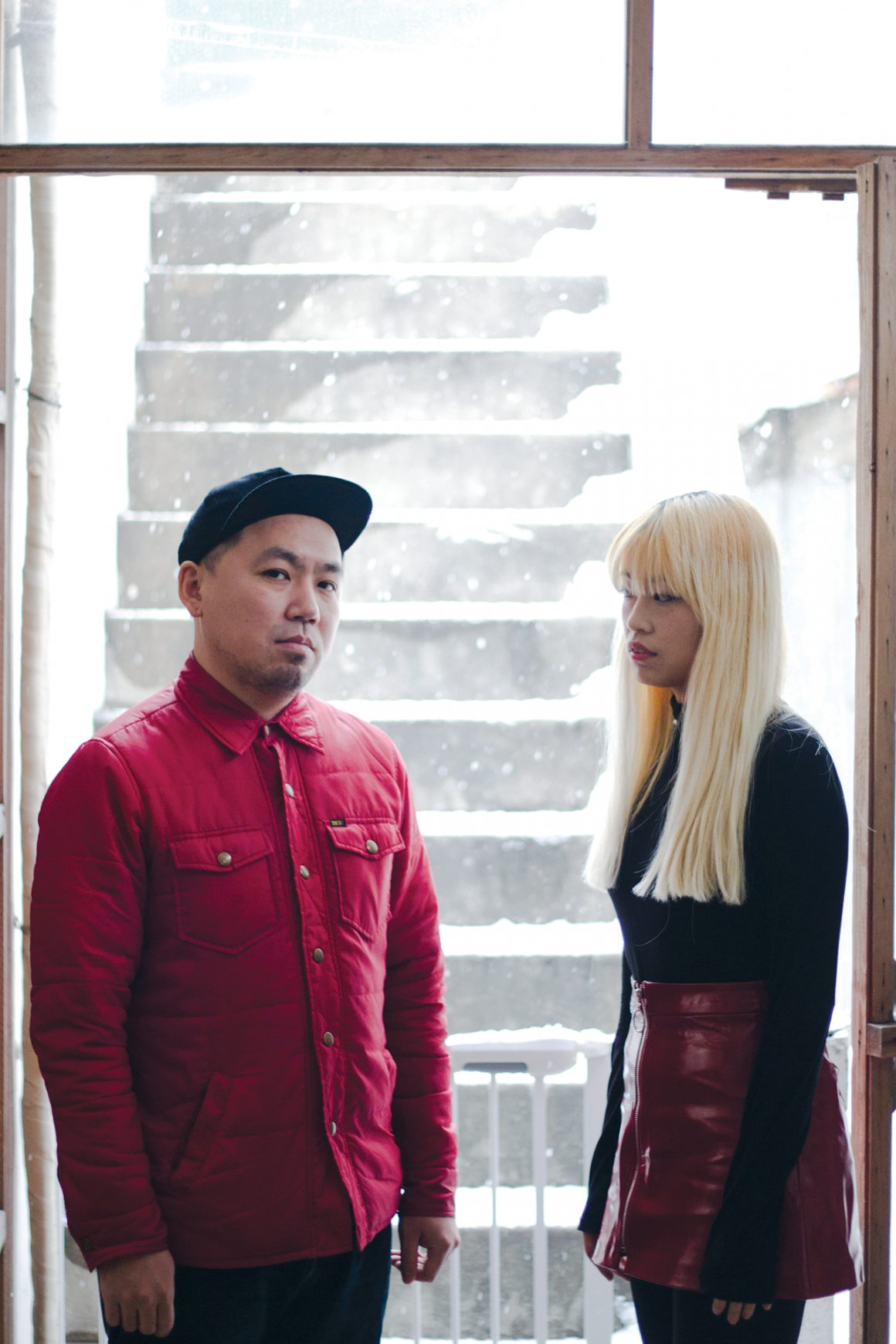 Love X Stereo,  electronic duo