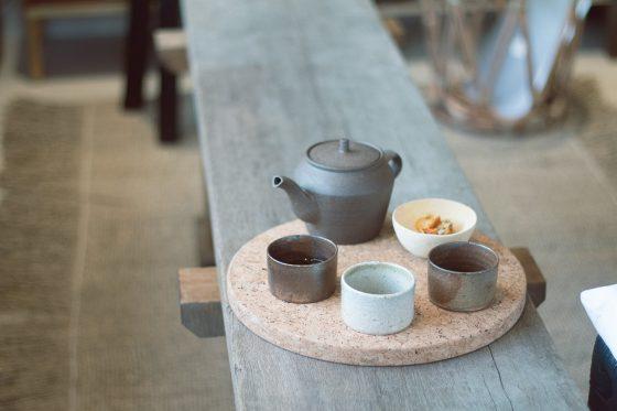 """""""When Tea Meets Art"""" (tea culture)"""
