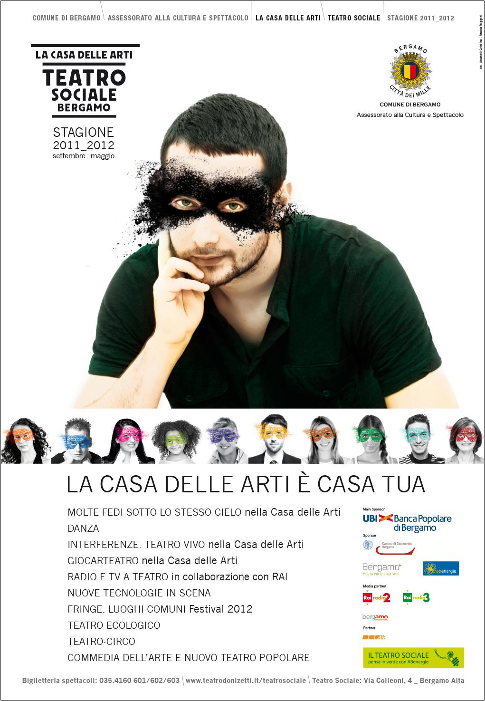 manifesto 70X100 cm, stagione 2011_2012
