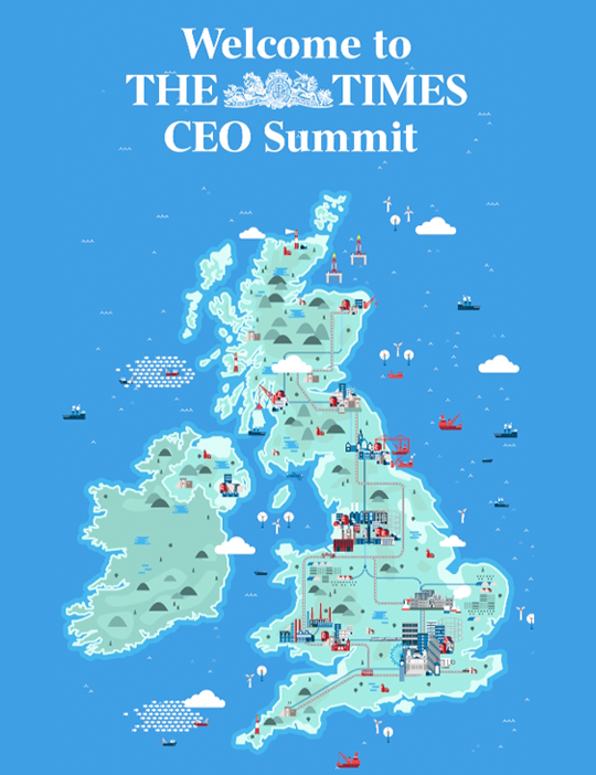 The Times CEO Summit ↗