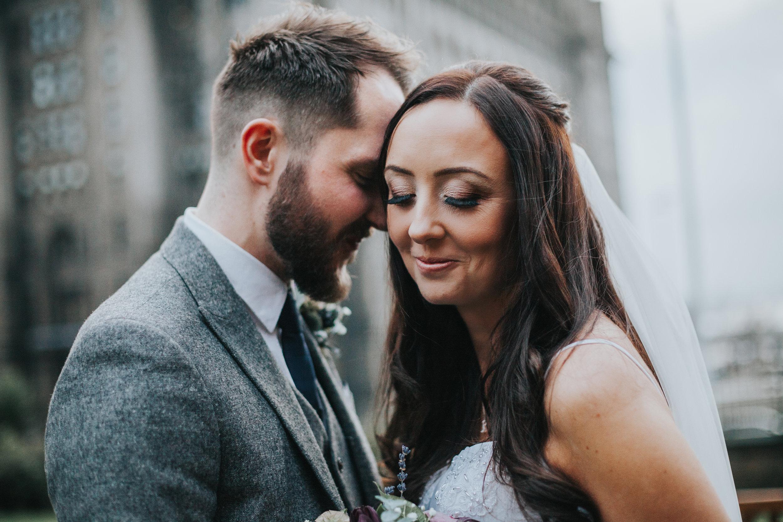 Bride and Groom Couples portrait