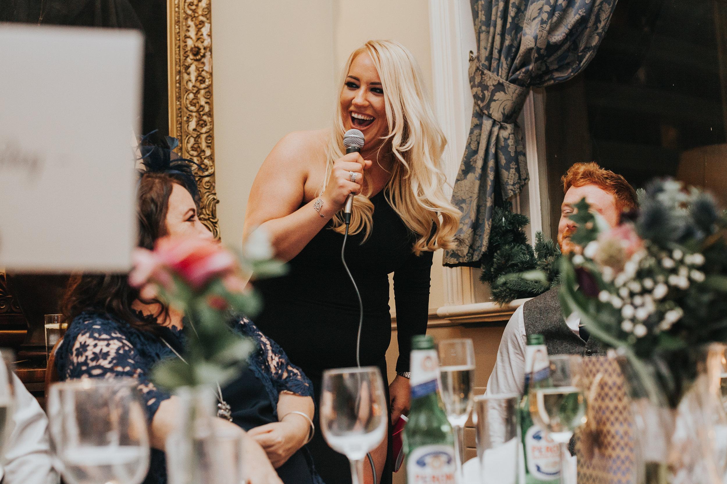 Best Woman's Speech
