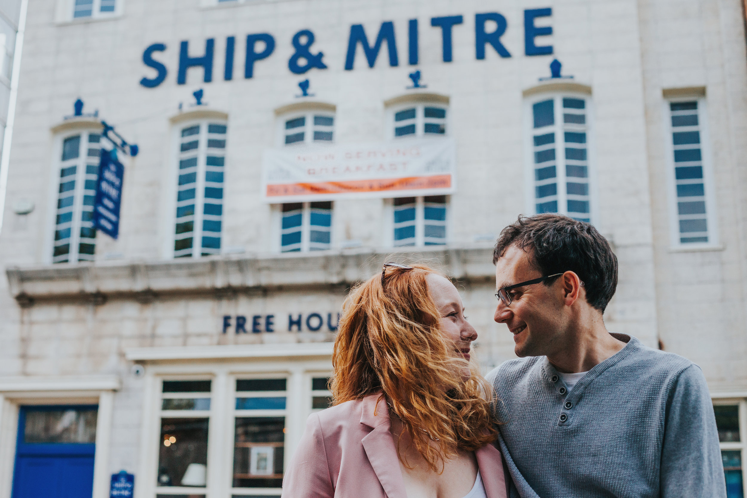 Ship and Mitre Liverpool