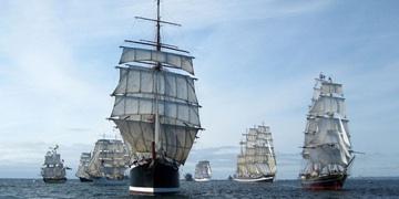 Photo courtesy Harlingen Tall Ships Race