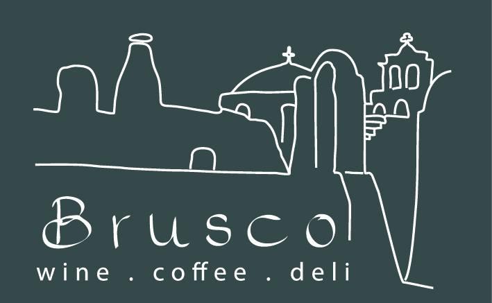 Brusco wine - coffe - deli  Pyrgos - Santorini Island