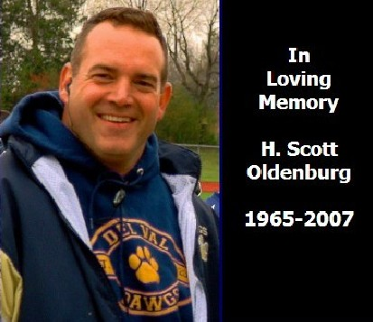 THANK YOU SCOTT FOR ALL THAT YOU ACCOMPLISHED