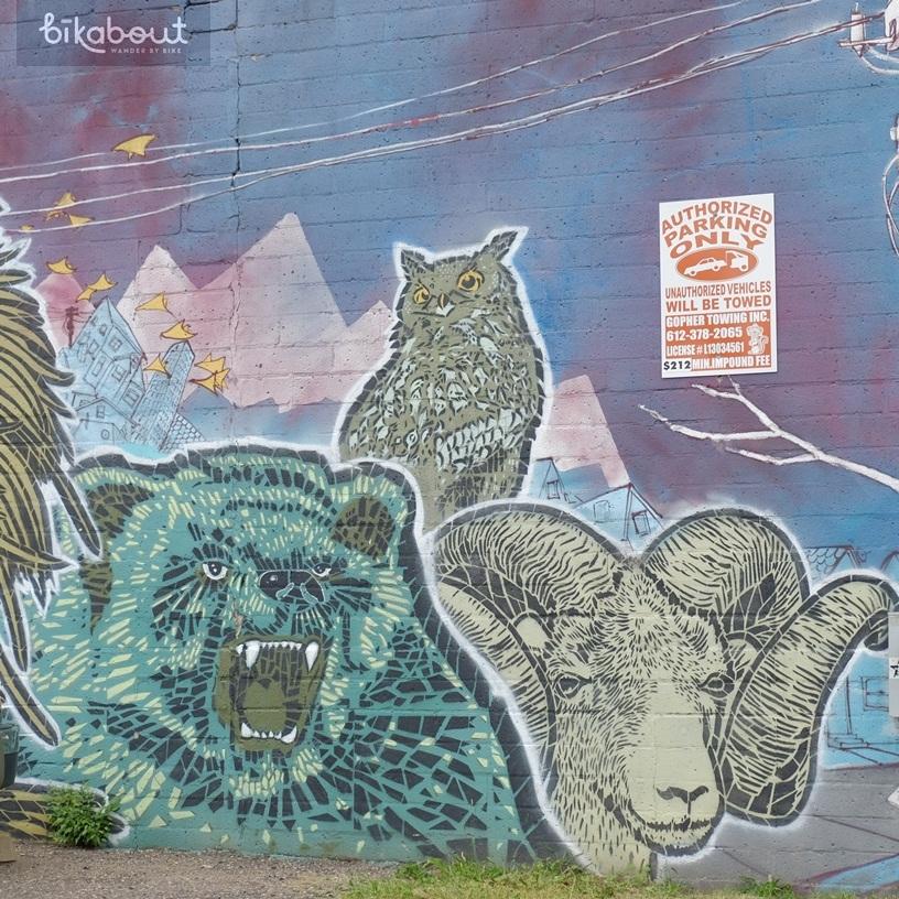 Minneapolis - NE Hood