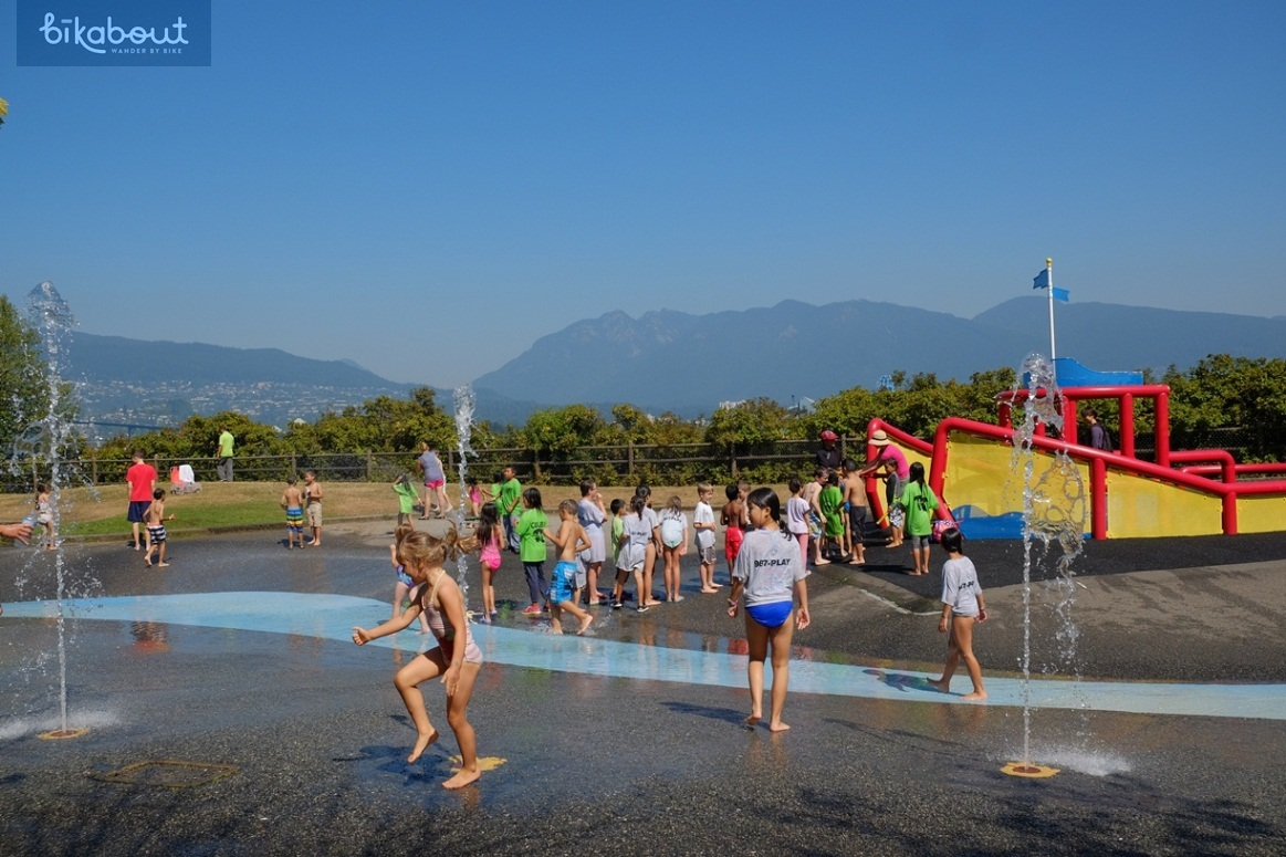 Stanley Park's Variety Water Park