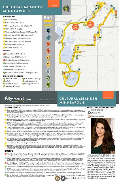 Click image to download a printable PDF of this route map.