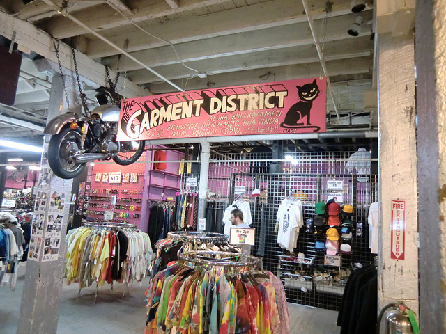 The Garment District