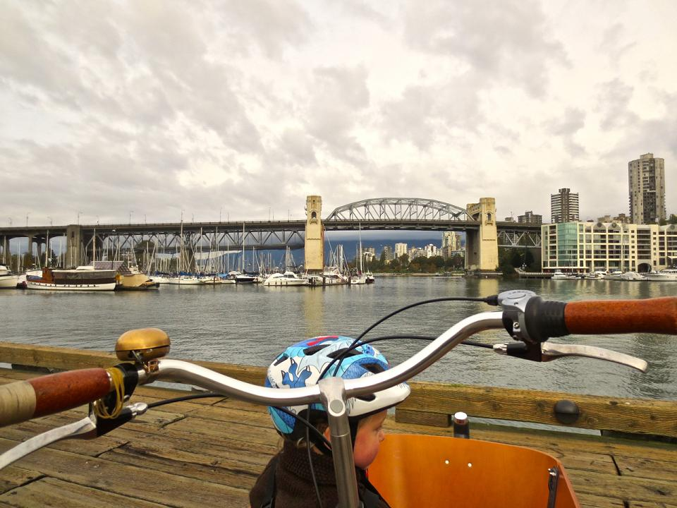 View from Seaside Bike Path