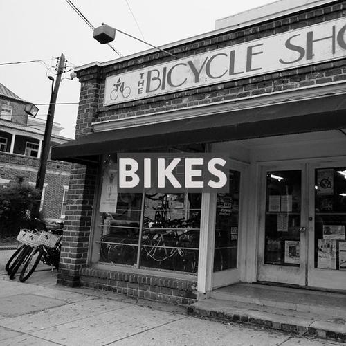 Charleston by bike — bikabout