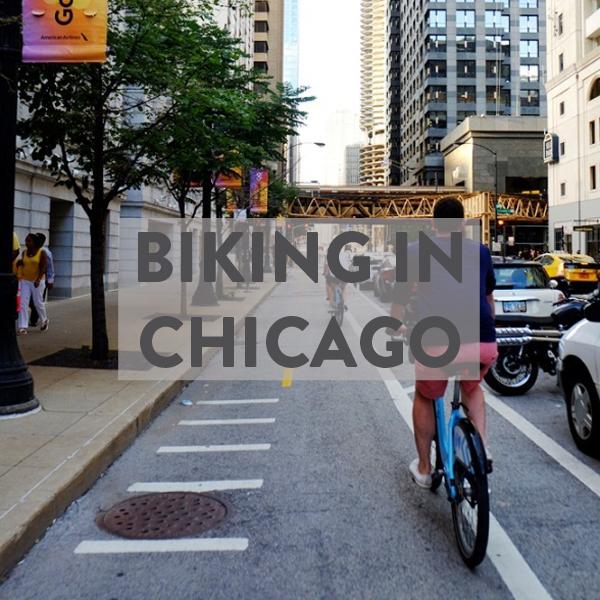 Tips for biking in Chicago