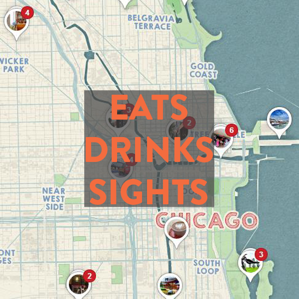 Best eats, drinks and sights by bike in Chicago