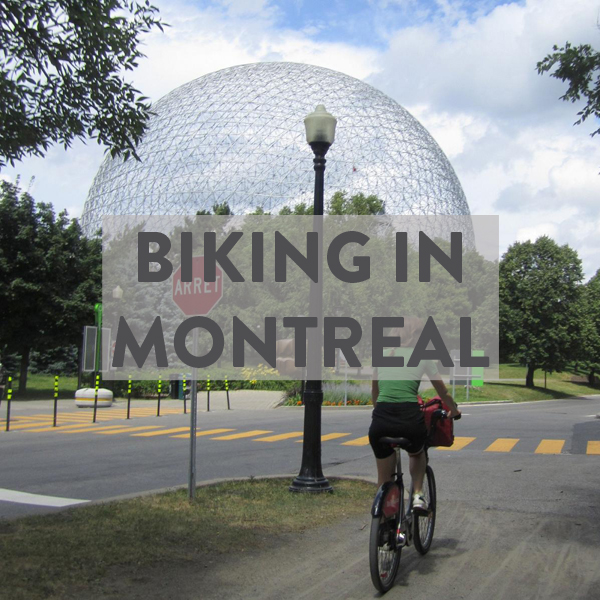 How to bike in Montreal