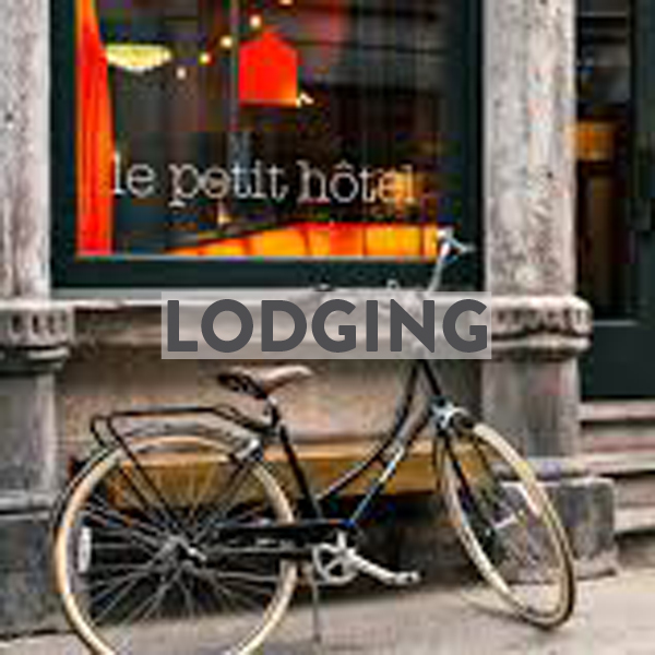 Bike friendly lodging in Montreal
