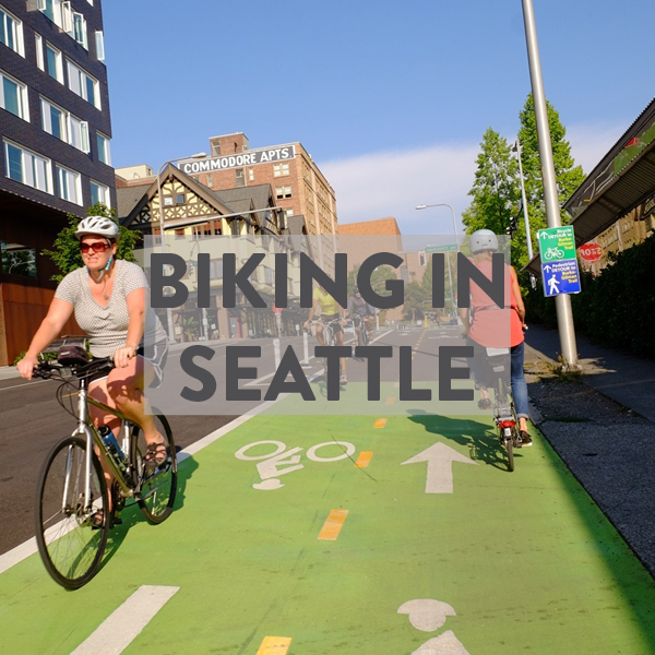 How to bike in Seattle