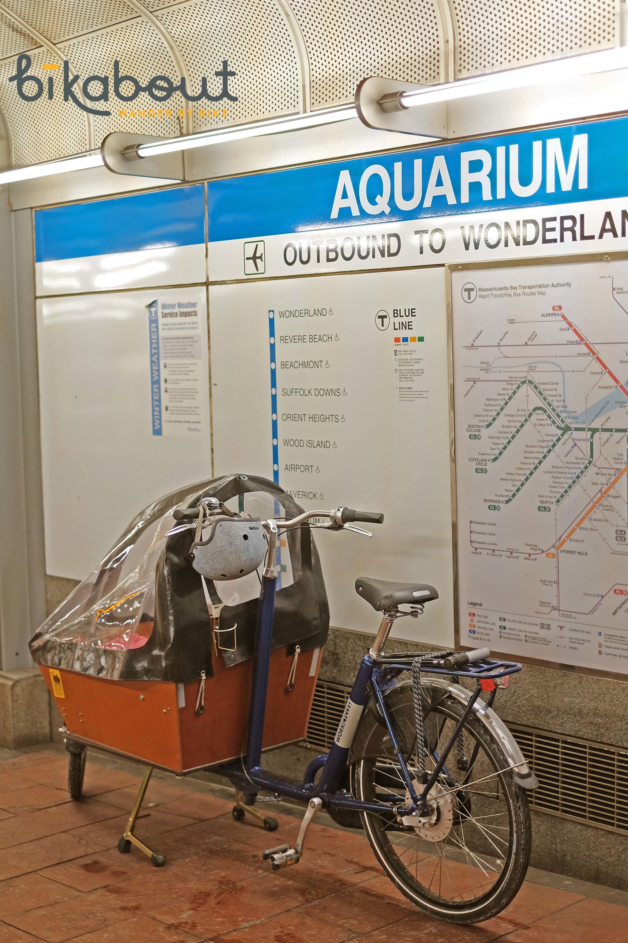 Aquarium T Station
