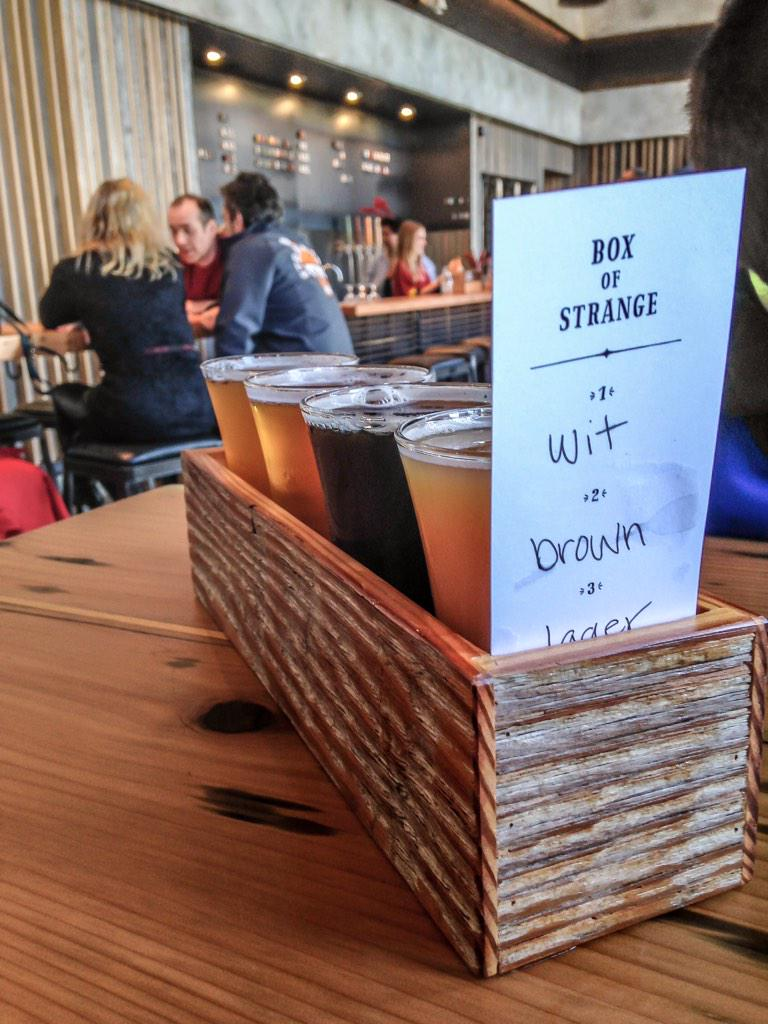 Strange Fellows Brewery