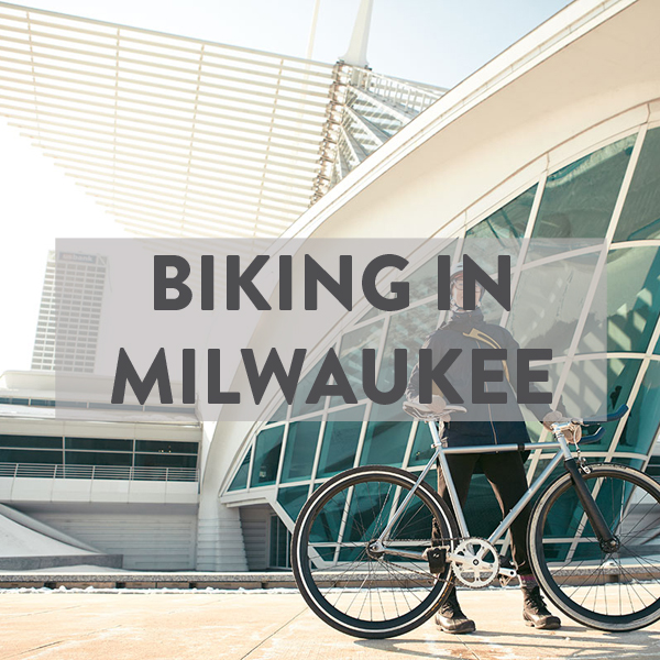 Biking tips for Milwaukee