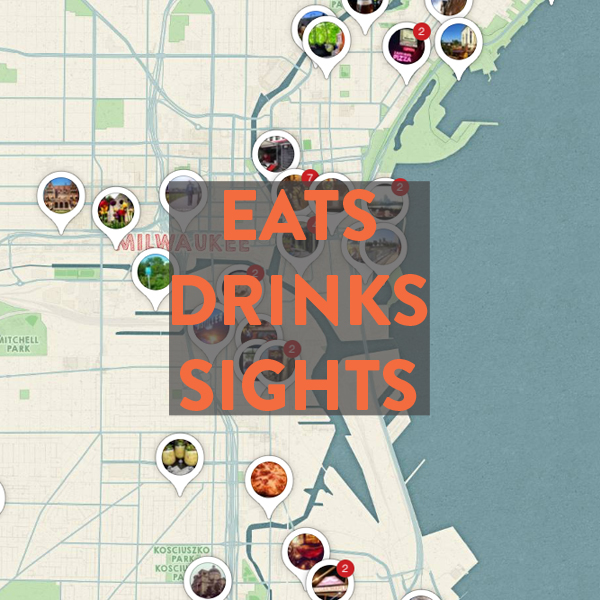 Best eats, drinks and sights by bike in Milwaukee